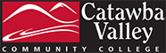 Catawba Valley Community College Logo Image and Link