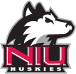 NIU Huskies Athletics Logo